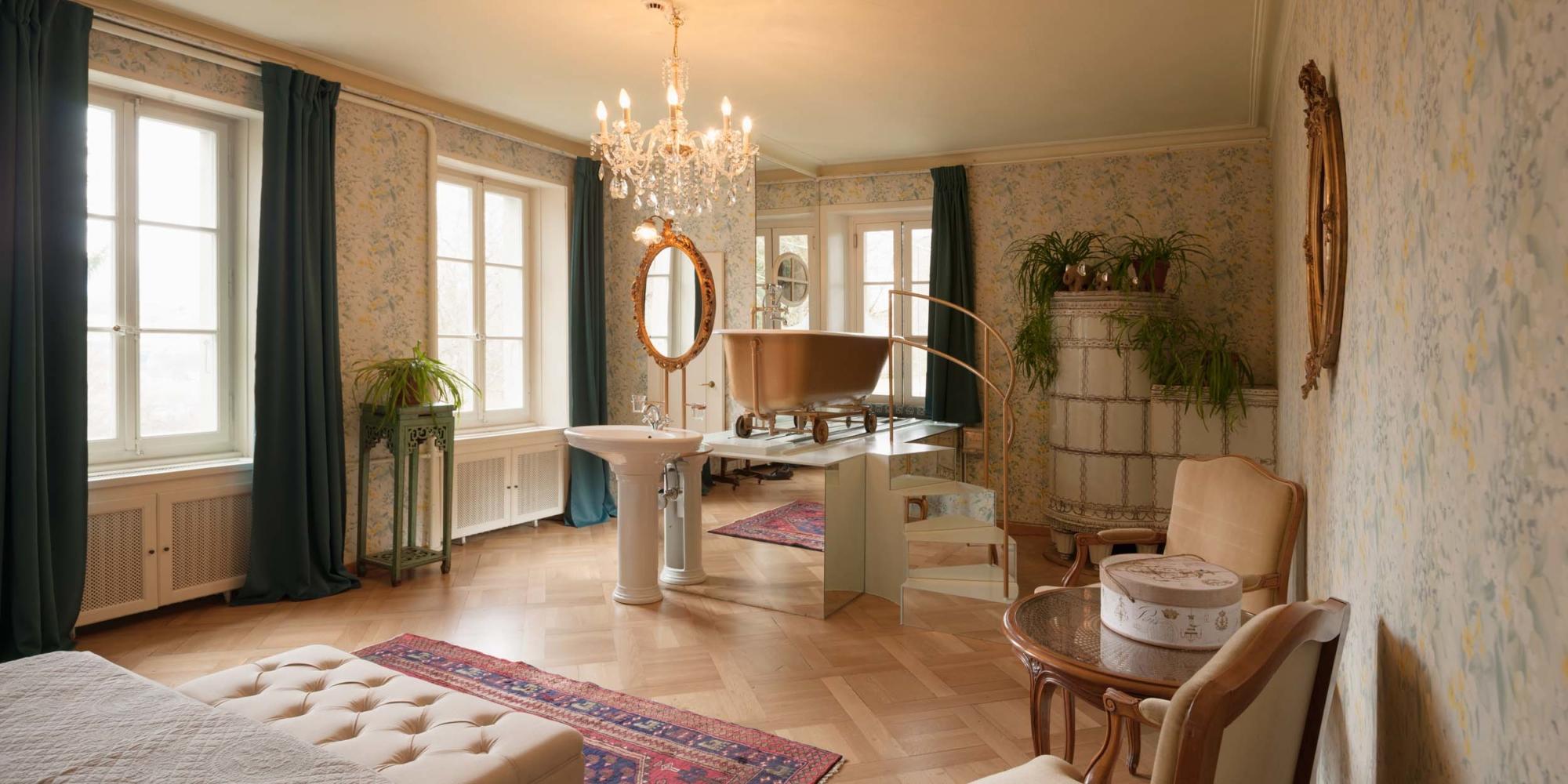 Auberge Aux 4 Vents - Chambre Cupidon - 2017 Olivier Savoy