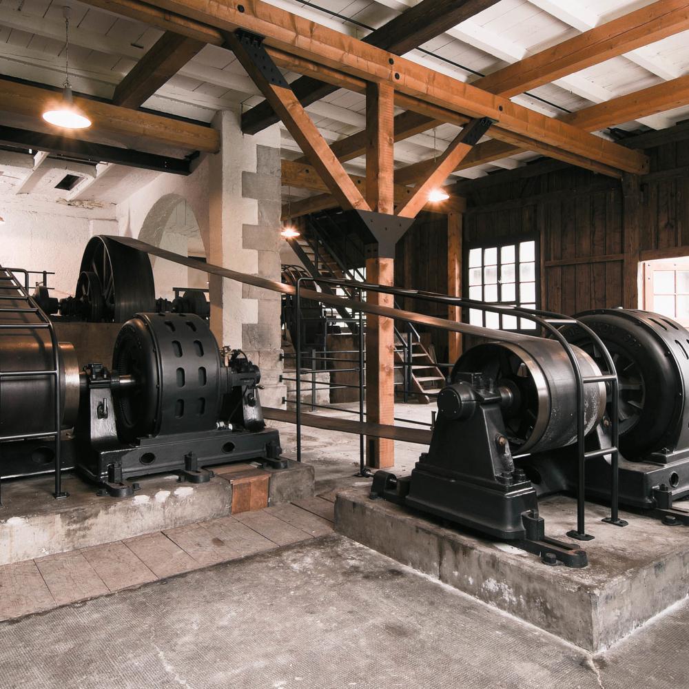 REPORTAGE ENERGIE - Roues de l'Areuse - Groupe E - 2008 Olivier Savoy