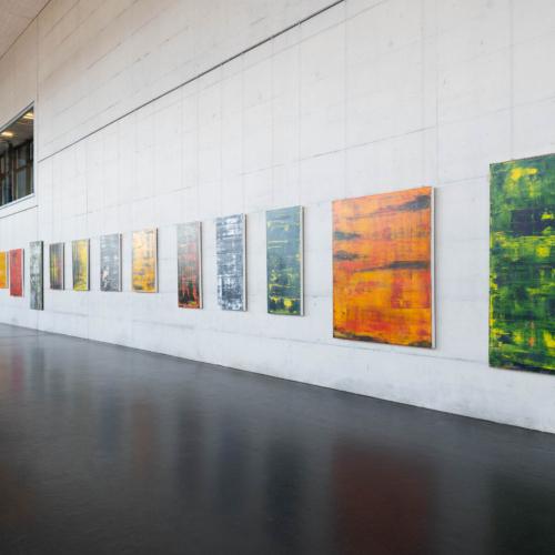 Exposition Variations Goldberg - René Vasquez -2020 Olivier Savoy
