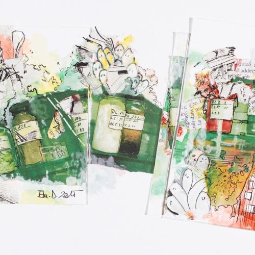 REPRODUCTION D'ART - Emma D - 2020 Olivier Savoy